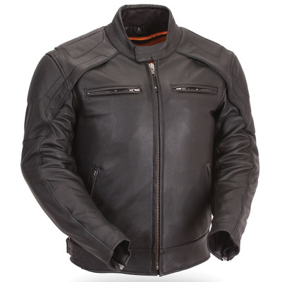 First Mfg. Enduro Leather Jacket