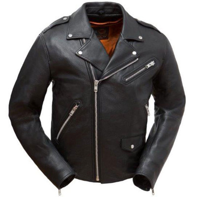 First Mfg. Enforcer Leather Jacket