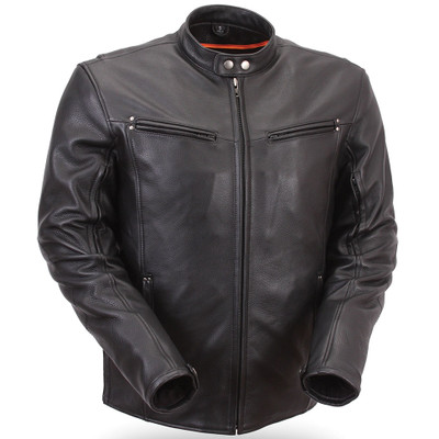 First Mfg. Apollo Leather Jacket