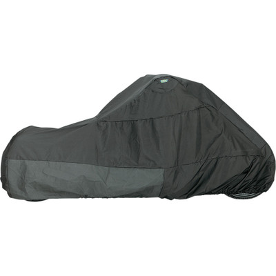 Drag Specialties Black Motorcycle Bike Cover