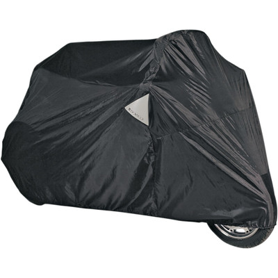 Dowco Black Guardian Weatherall Plus Motorcycle Bike Cover
