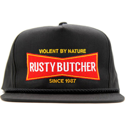 Rusty Butcher Nature Snapback Hat