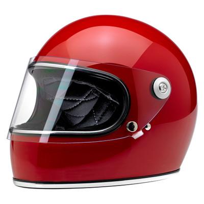 Biltwell Gringo S Helmet - Gloss Blood Red