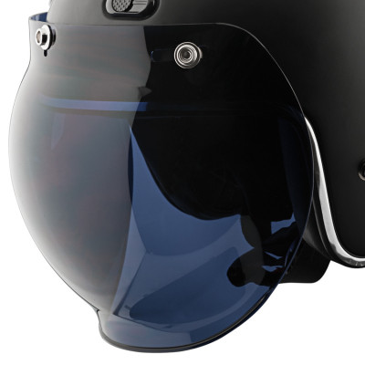 Speed and Strength 3-Snap Universal Bubble Shield - Smoke