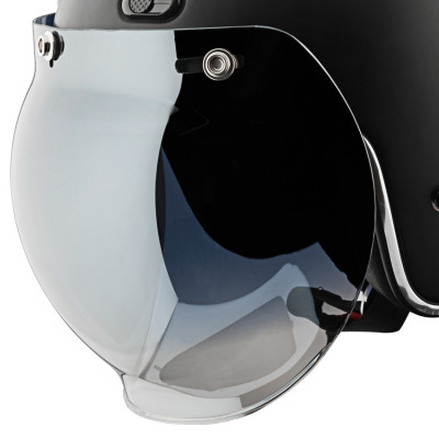 Speed and Strength 3-Snap Universal Bubble Shield - Mirror Gradient