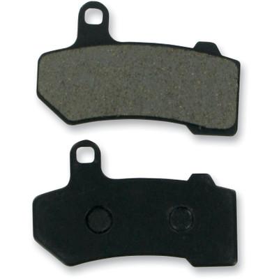 Drag Specialties Brake Pads - Repl. OEM 41854-08, 42897-06A/08, 42850-06B - Semi-Metallic