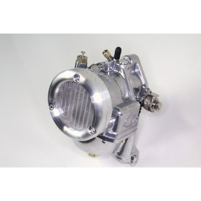 Old-Stf Aluminum KR Bee Blocker Air Intake for S&S Super E/G Carb