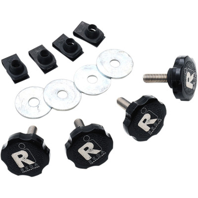 Reda Saddlebag Lock Kit for Harley