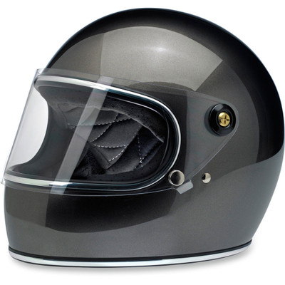 Biltwell Gringo S Helmet - Bronze Metallic