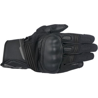Alpinestars Booster Leather Gloves - Black/Anthracite