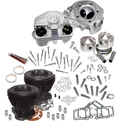 "S&S 74"" Top End Kit for 1966-1978 Harley Shovelhead"