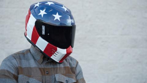 Simpson Ghost Bandit Glory Helmet