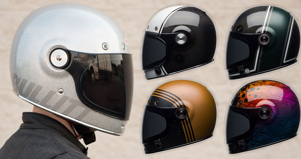 New Bell Motorcycle Helmets For 2018 Get Lowered Cycles