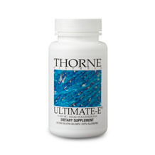 Thorne Research Ultimate-E 60 Gelcaps