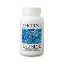 Thorne Research L-Lysine 60 Veggie Caps