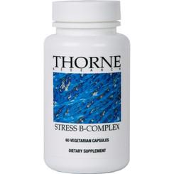Thorne Research Stress B-Complex 60 Veggie Caps