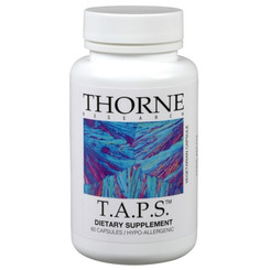Thorne Research T.A.P.S. 60 Veggie Caps