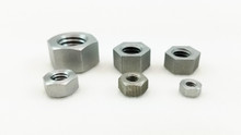 Moly Hex Nut (Inch)