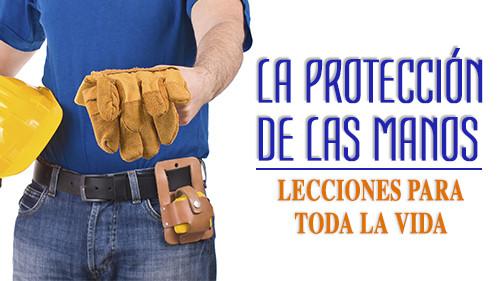 LA PROTECCIÓN DE LAS MANOS