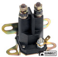 Universal Mower 3 Terminal Solenoid fits Several Models B1AC160