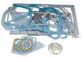 Case Bottom Engine Gasket Kit fits D206, D239, D246 Engine