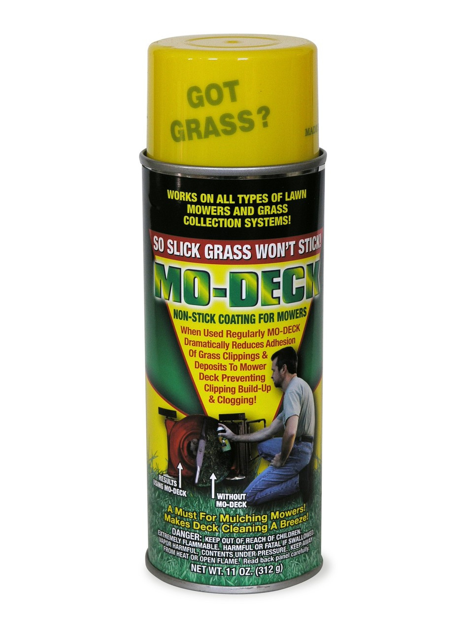 Mo Deck Lawnmower Deck Non Stick Spray