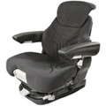 Universal Charcoal Grammer Seat Assembly w/ Air Suspension MSG95741GRC
