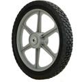 Oregon Replacement  Wheel 14 X 175 Spoke Plastic . Part Number 72-024