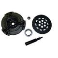 MF Dual Clutch Kit 532319m91 Fits 135, 150, 165, 175 w/25 Spline PTO Disc
