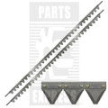 PE  Head, Cutter Bar, Assembly    Replaces  371619A2