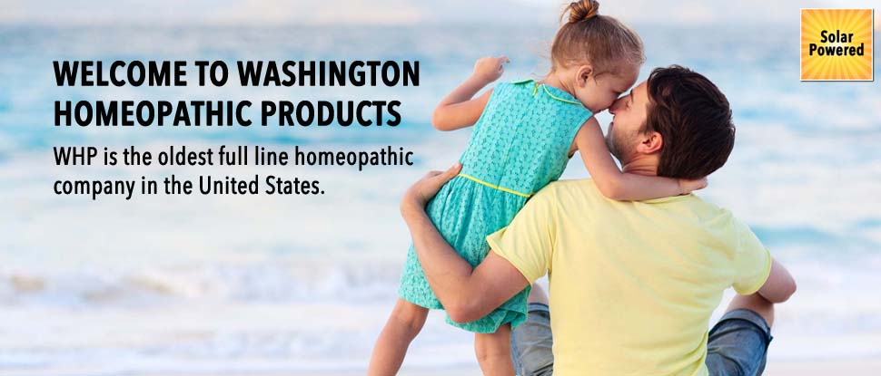 Welcome to Washington Homeopathic Products