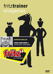 Chess Endgames 4 - Strategical Endgames