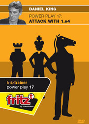 Power Play 17 - Attack with 1.e4