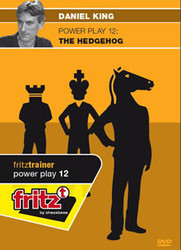 Power Play 12 - The Hedgehog