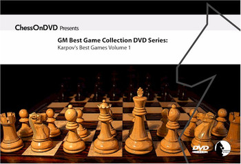 Karpov's Best Games Volume 1