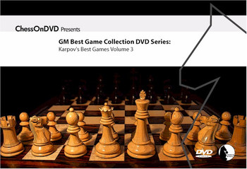 Karpov's Best Games Volume 3