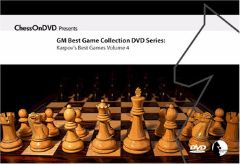 Karpov's Best Games Volume 4