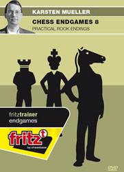 Chess Endgames 8 - Practical Rook Endgames
