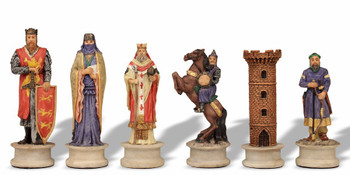 Crusades III Theme Chess Set