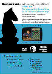Roman's Lab: Mastering Chess Series Volume 12