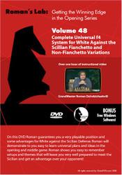 Roman's Lab: Complete Universal f4 System for White Against the Scillian Fianchetto & Non-Fianchetto Variations