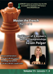 Master the French - Part 1 of 3