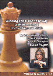 Winning Chess the Easy Way - Learn How to Avoid Opening Traps and Pitfalls