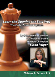 Learn the Opening the Easy Way: The Colle-Zukertort System