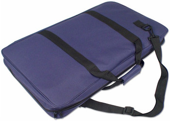 Jumbo Tournament Chess Bag - Blue