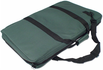 Jumbo Tournament Chess Bag - Green