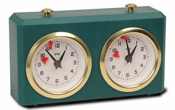 BHB Turnier Chess Clock - Green