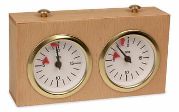 Bhb Blitz Chess Clock - Natural