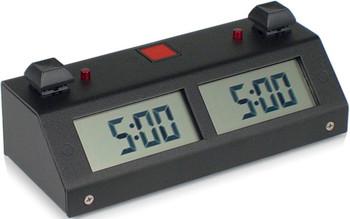 Chronos GX Chess Clock - Black