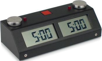 Chronos GX Touch Chess Clock - Black